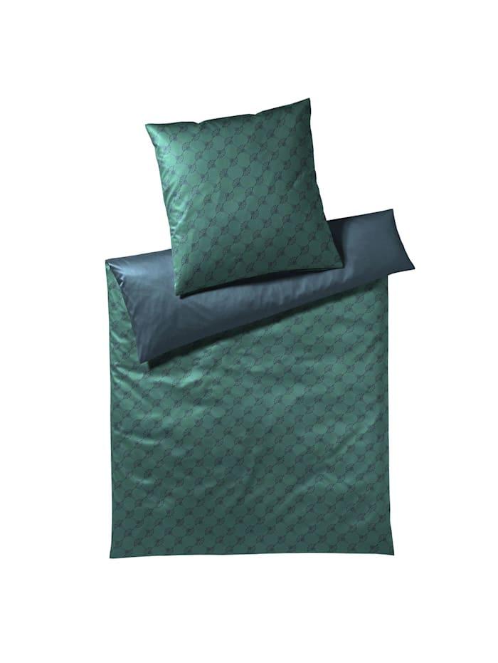 Bettwäsche Cornflower Double emerald green