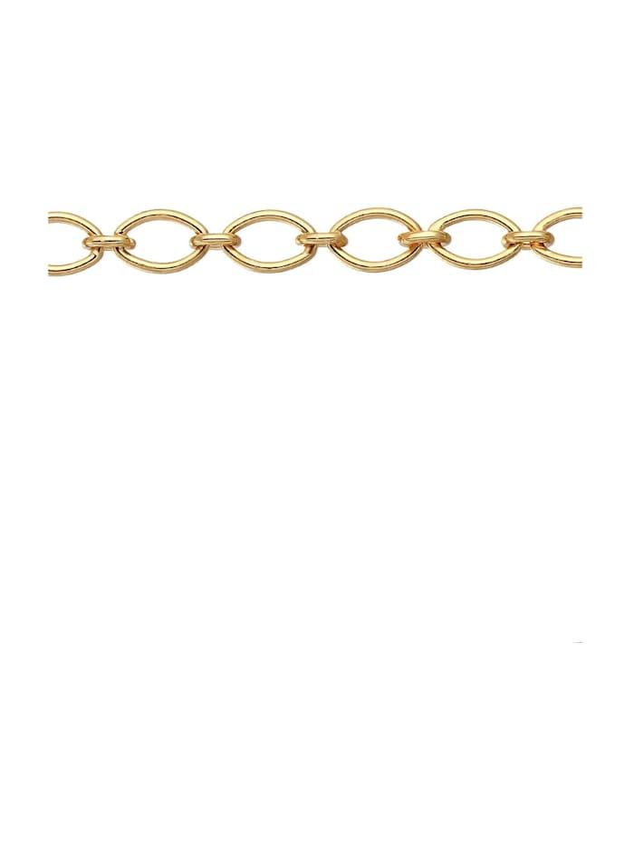 Halskette Basic Gliederkette Blogger 925 Sterling Silber