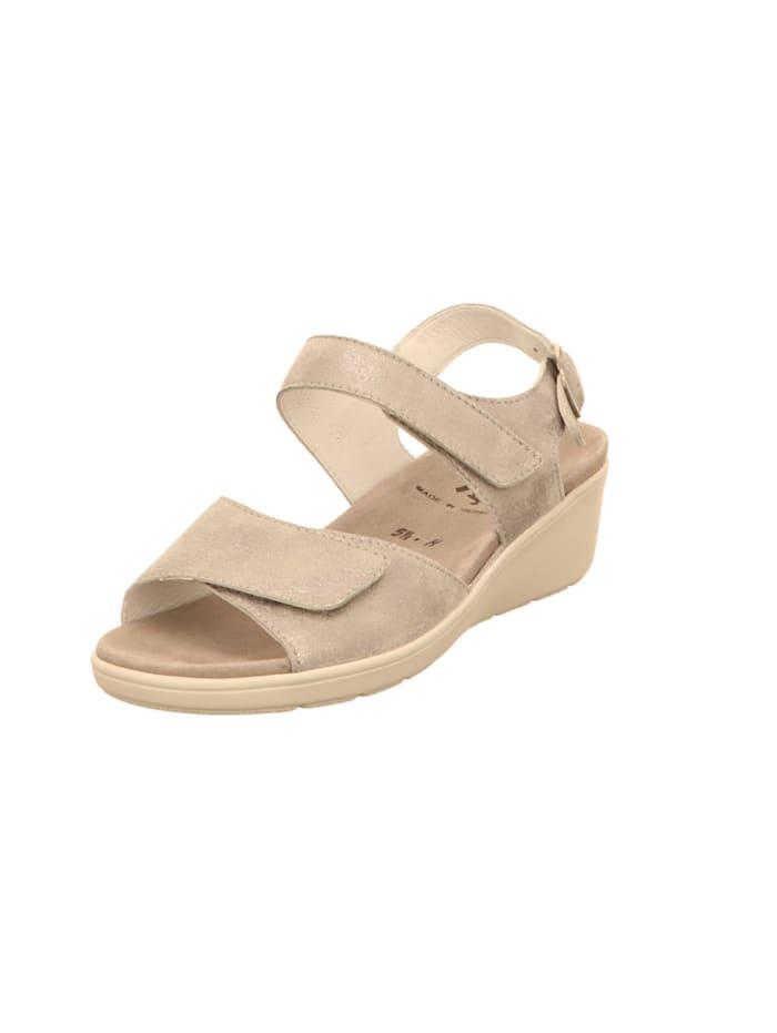 Semler Semler Sandalen/Sandaletten, grau