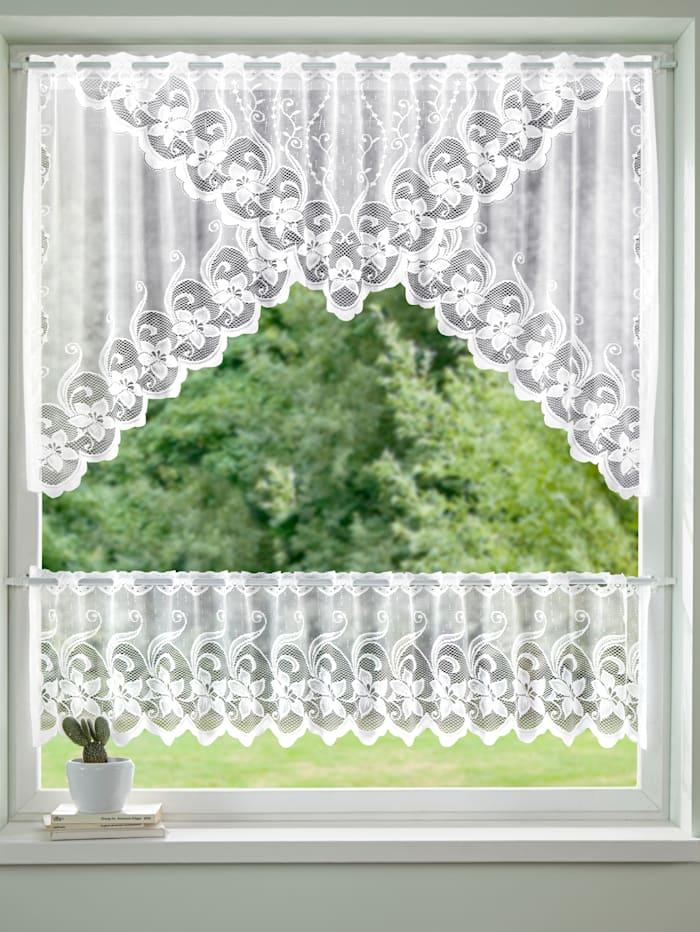 Gardinset – komplett fönster