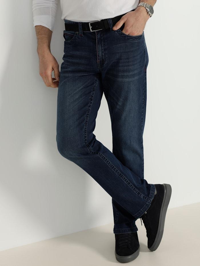 BABISTA Jeans mit Kontrastnähten, Blau