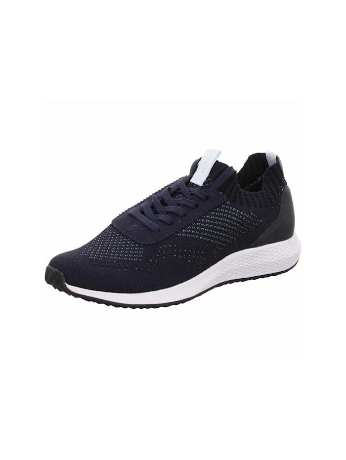 Tamaris Sneaker, blau