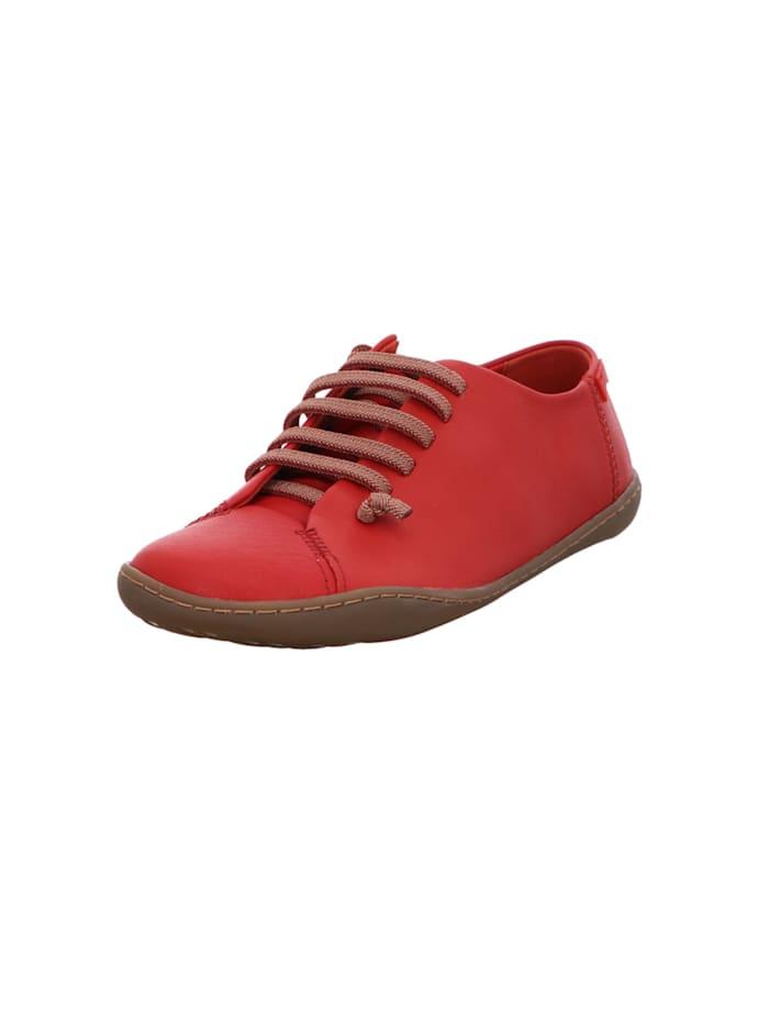 Camper Schnürschuhe, rot