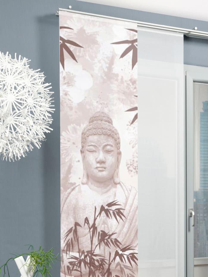 Home Wohnideen Panneau japonais 'PATTAYA', Écru