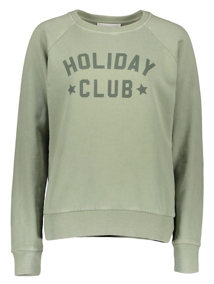 Another Brand Sweatshirt, Lindgrün