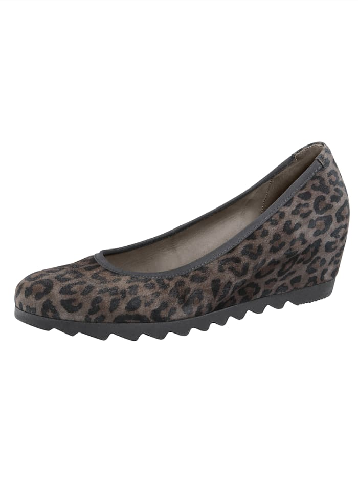 Gabor Leopardikuvioidut avokkaat, Ruskea