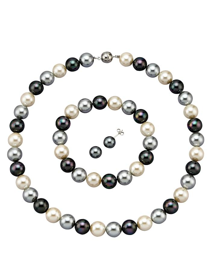 Parure bijoux 3 pièces
