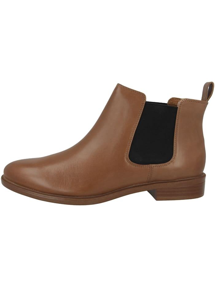 Clarks Boots Taylor Shine, braun