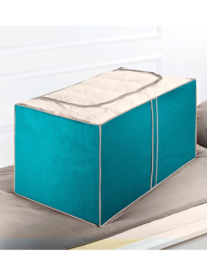 """Wenko Rangement Jumbo """"Breeze"""", turquoise"""
