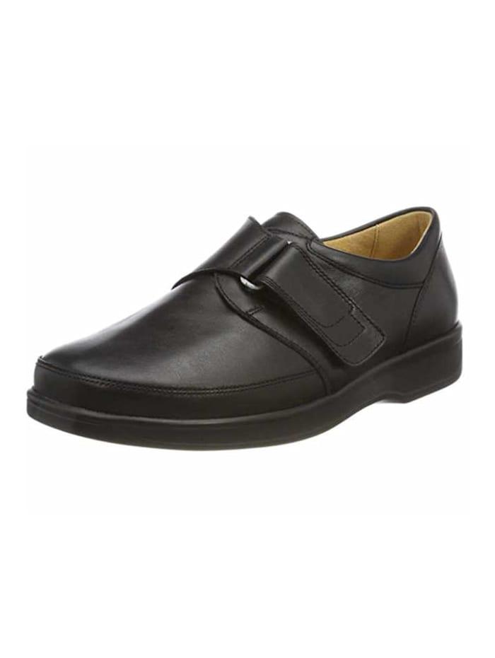 Ganter Damen Slipper in schwarz, schwarz