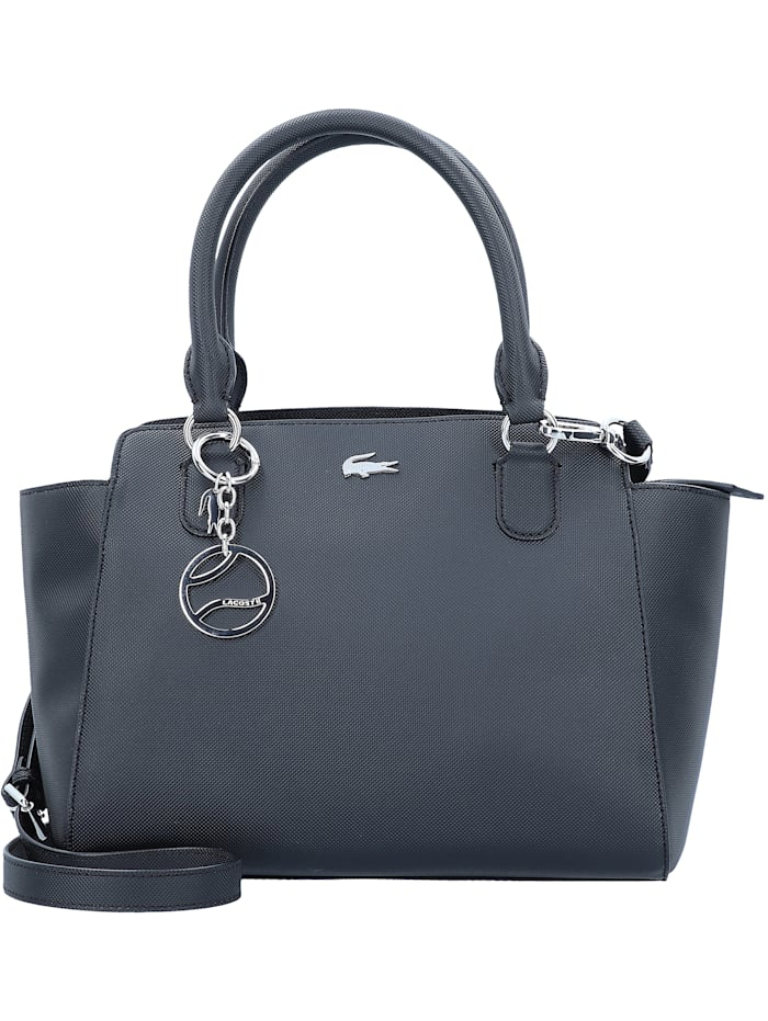 LACOSTE Daily Classic Handtasche 28 cm, black
