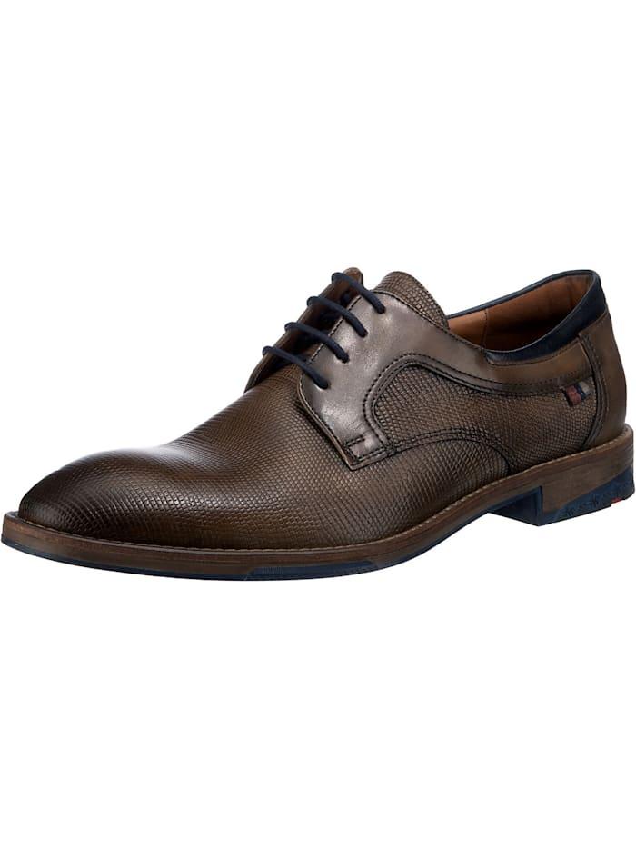 Lloyd Schuhe DARREN Schnürschuhe, braun
