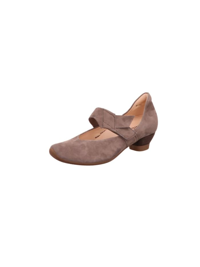 Think! Pumps, taupe