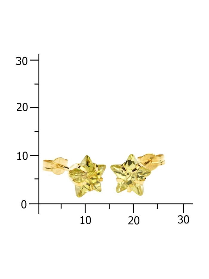 Ohrstecker - Milla - Gold 333/000 -
