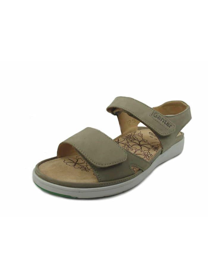 Ganter Sandalen/Sandaletten, beige