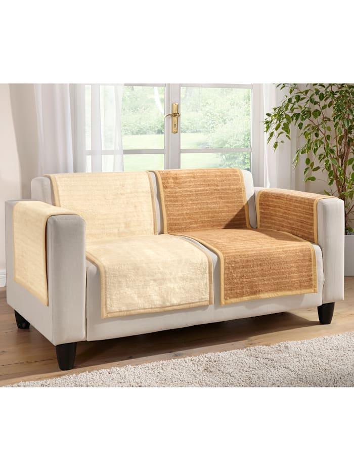 Ibena Sofa overkastserie -Fano-, kamel