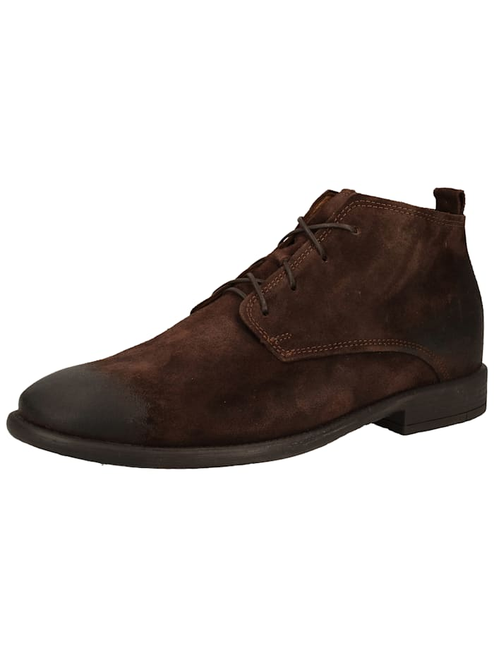 Think! Think! Stiefelette, Mocca
