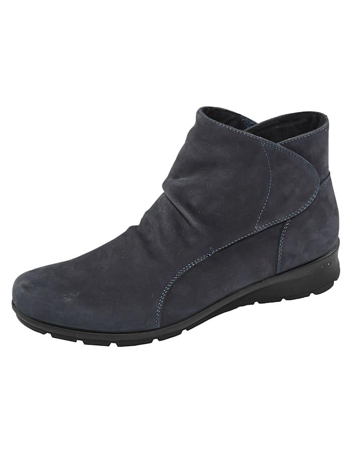 Naturläufer Ankle boots, Dark Blue