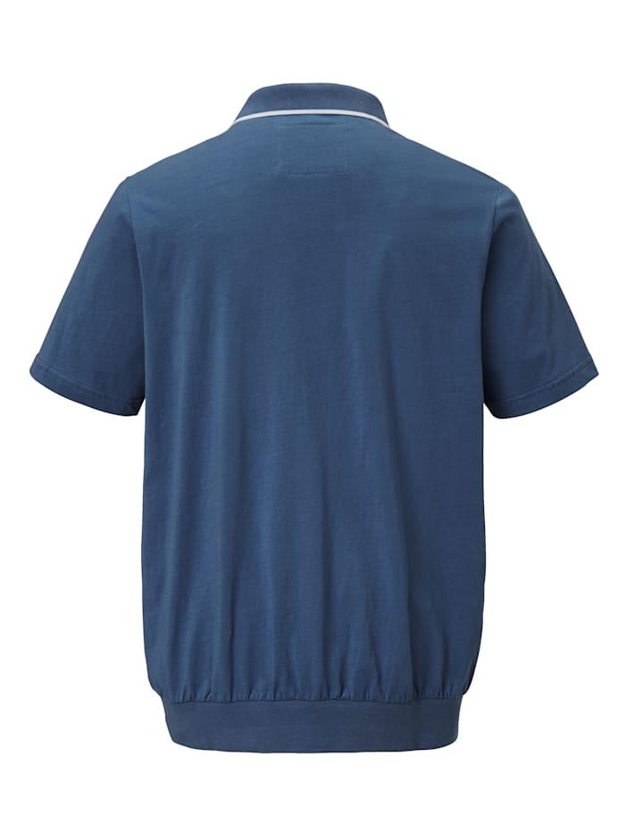 T-shirt à glissière