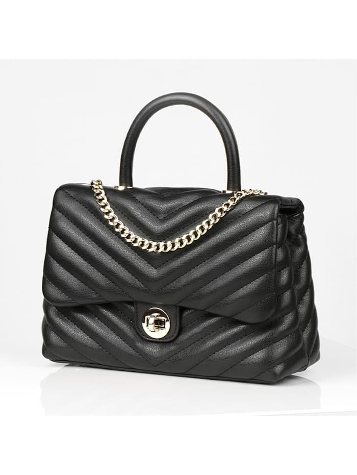 Seidenfelt Horsens Handtasche 22 cm, black
