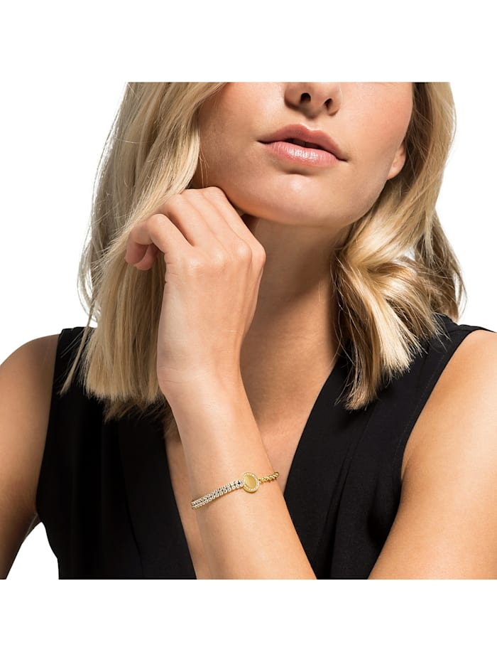 FAVS Damen-Armband Edelstahl 82 Zirkonia