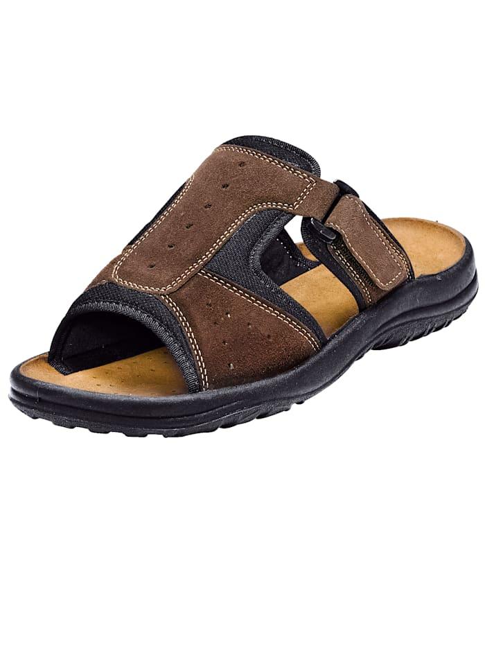 Sandal, Brun