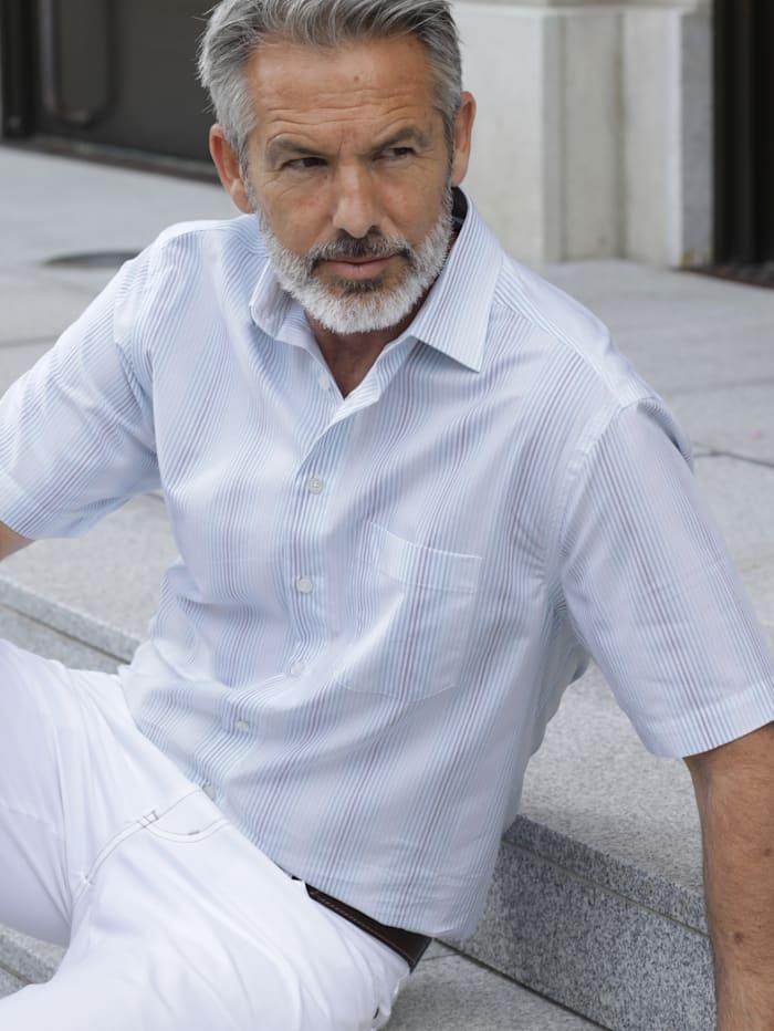 BABISTA Hemd in bügelleichter Qualität, Hellblau