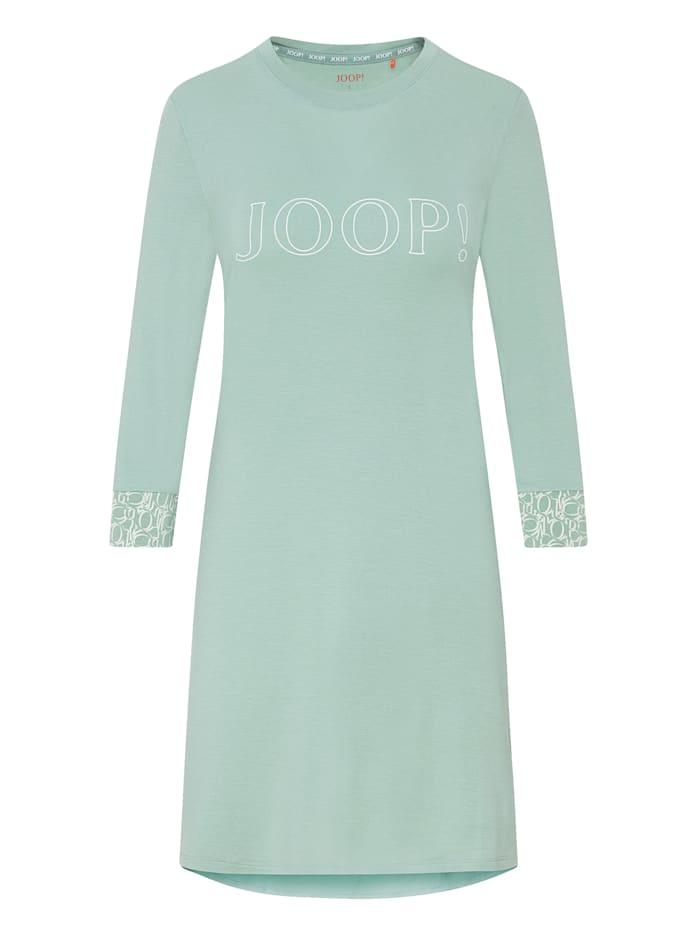 JOOP! Bigshirt aus der Serie Soft Elegance, Jade