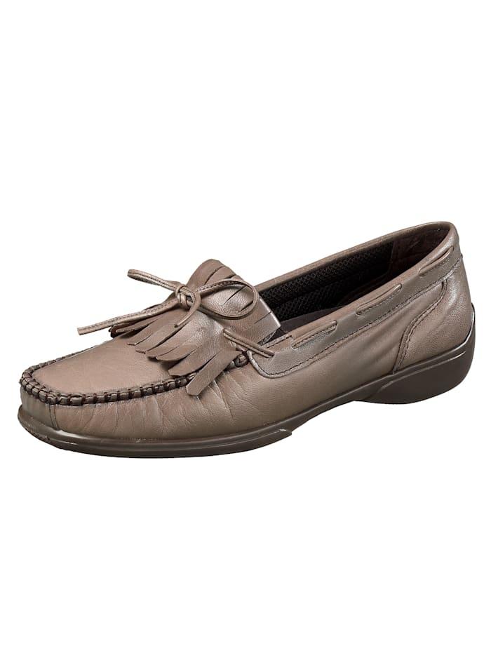 Naturläufer Loafer i klassisk design, Mullvad