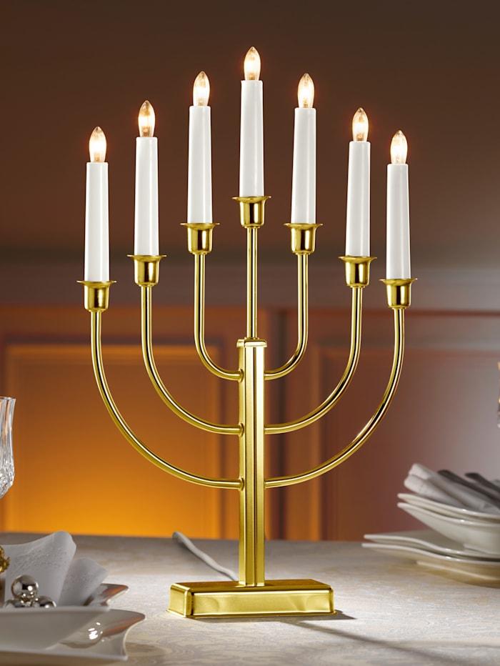 Kerzenleuchter 7-flammig