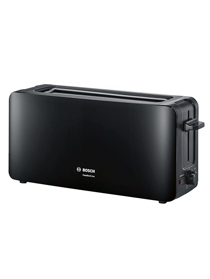 Bosch Bosch brödrost med långt rostfack TAT6A003, svart