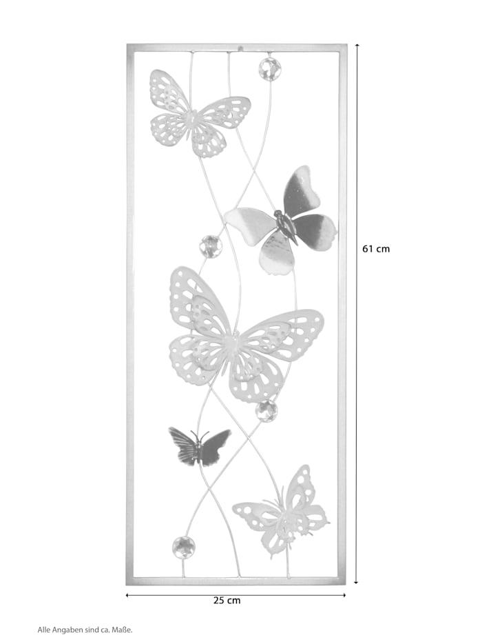 "Wanddekoration ""Schmetterlinge"""