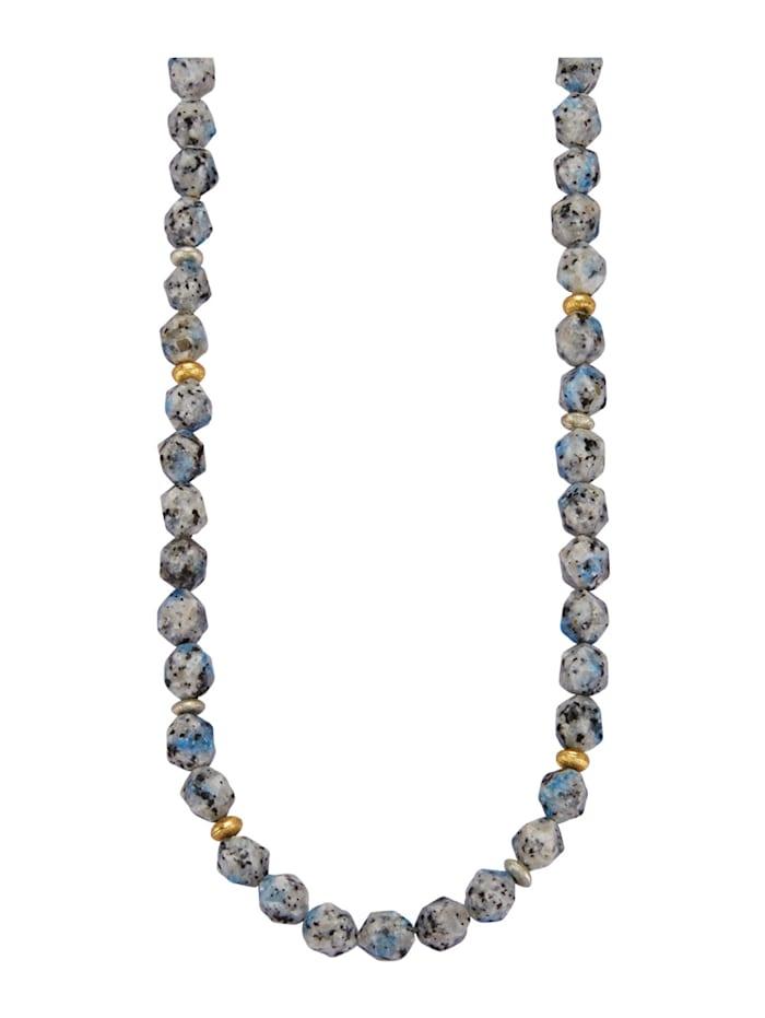 Halskette, Grau