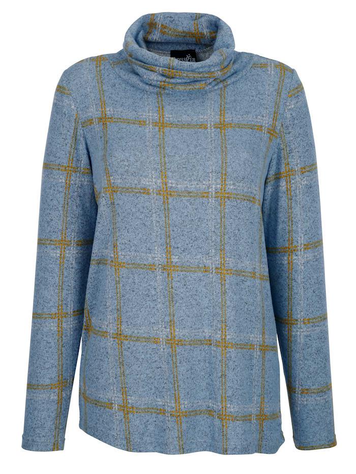 Shirt in trendy design