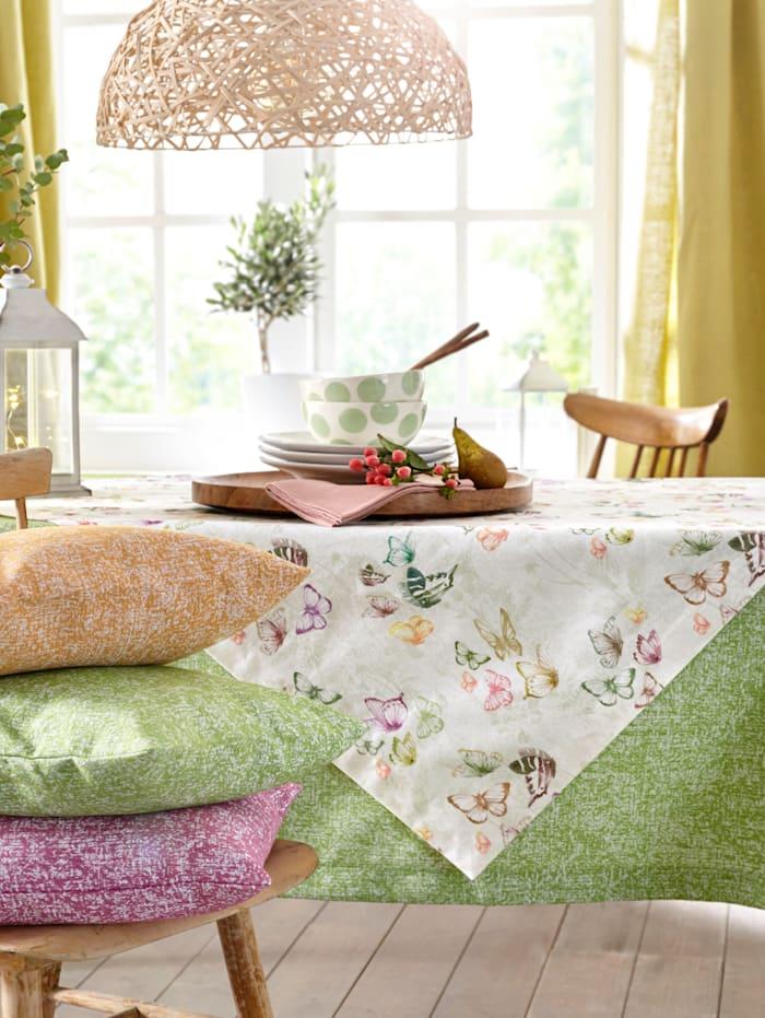 Hossner Tischwäsche 'Damalis', grün