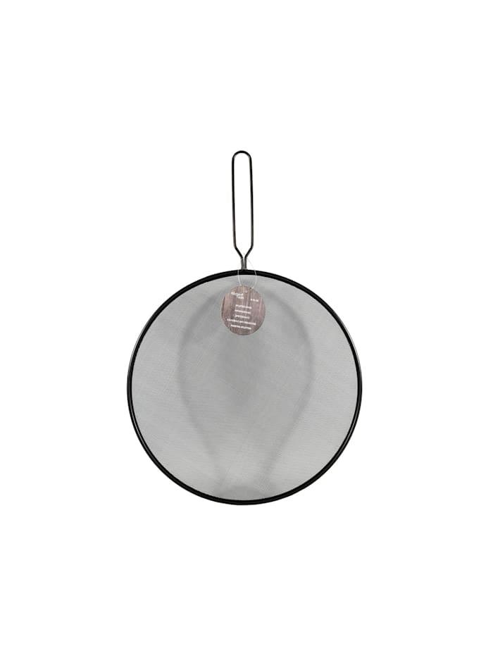 Neuetischkultur Spritzschutz Rund Ø 29 cm, Silberfarben
