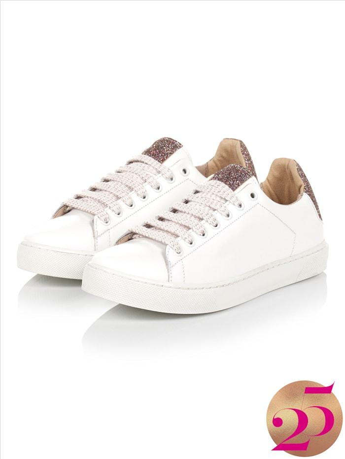 SIENNA Sneaker, Jubiläumskollektion, Weiß