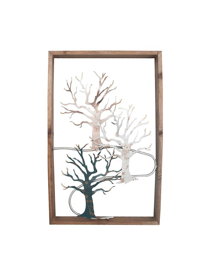 Wanddeko Bäume