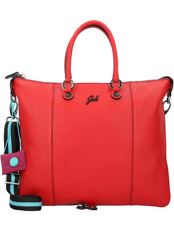 Gabs Week Plus Handtasche Leder 27 cm, blood