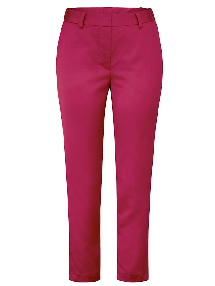 SIENNA Satinhose, Pink