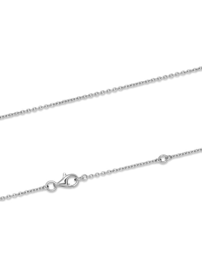CHRIST Pearls Damen-Kette 925er Silber Süßwasser