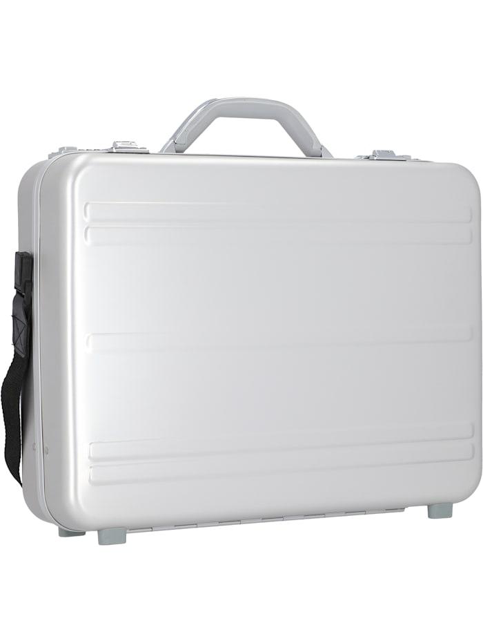 Alumaxx Aktenkoffer 45 cm Laptopfach, silber