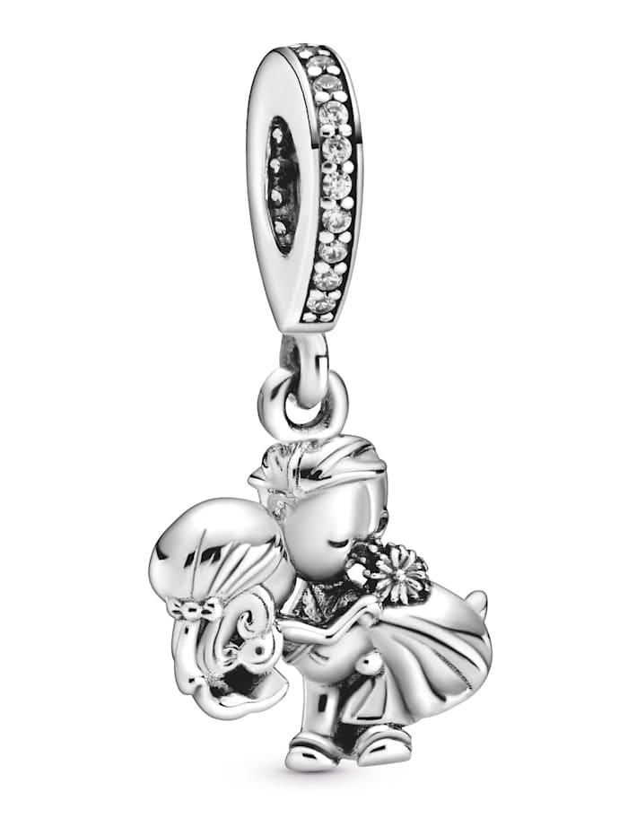 Pandora Charm-Anhänger - Verheiratetes Paar - 798896C01, Silberfarben