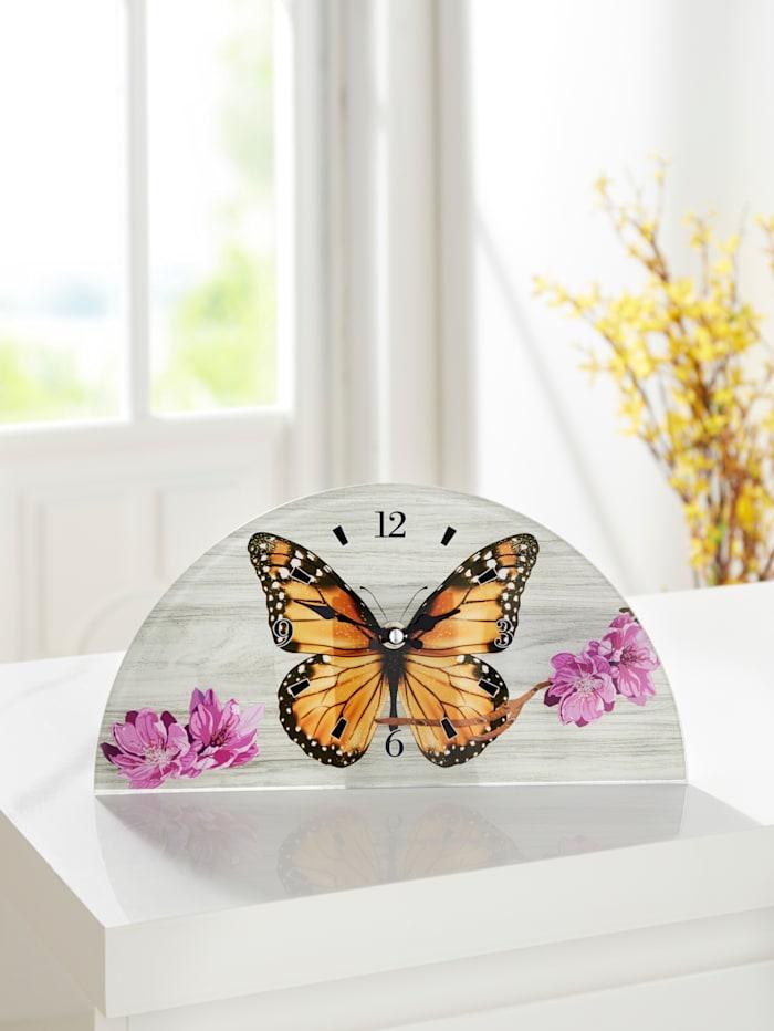 Perhospöytäkello