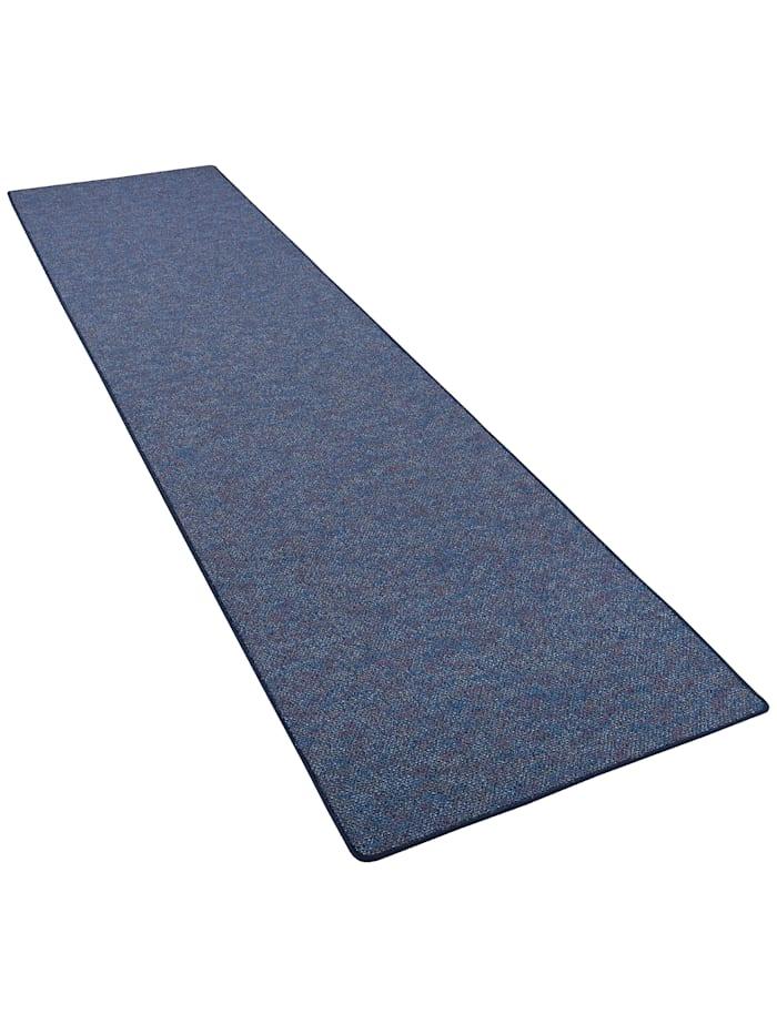 Läufer Teppich Schlingen Teppich Alma Meliert
