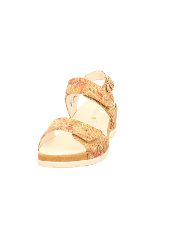 Waldläufer Sandalen/Sandaletten, beige