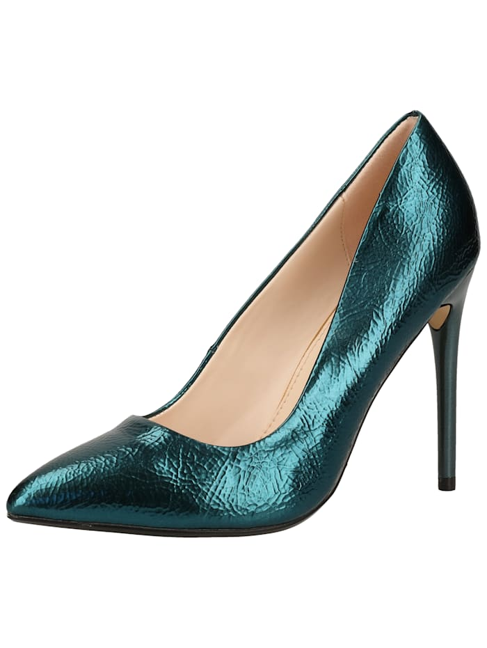 Buffalo Buffalo Pumps, Metallic Green