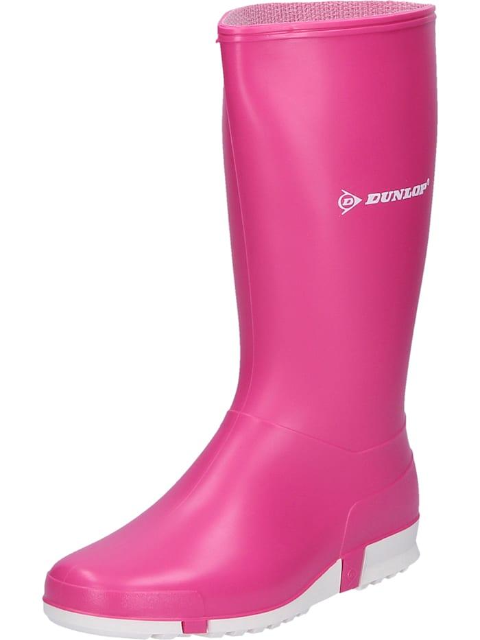 Dunlop Regenstiefel Dunlop Sport, pink