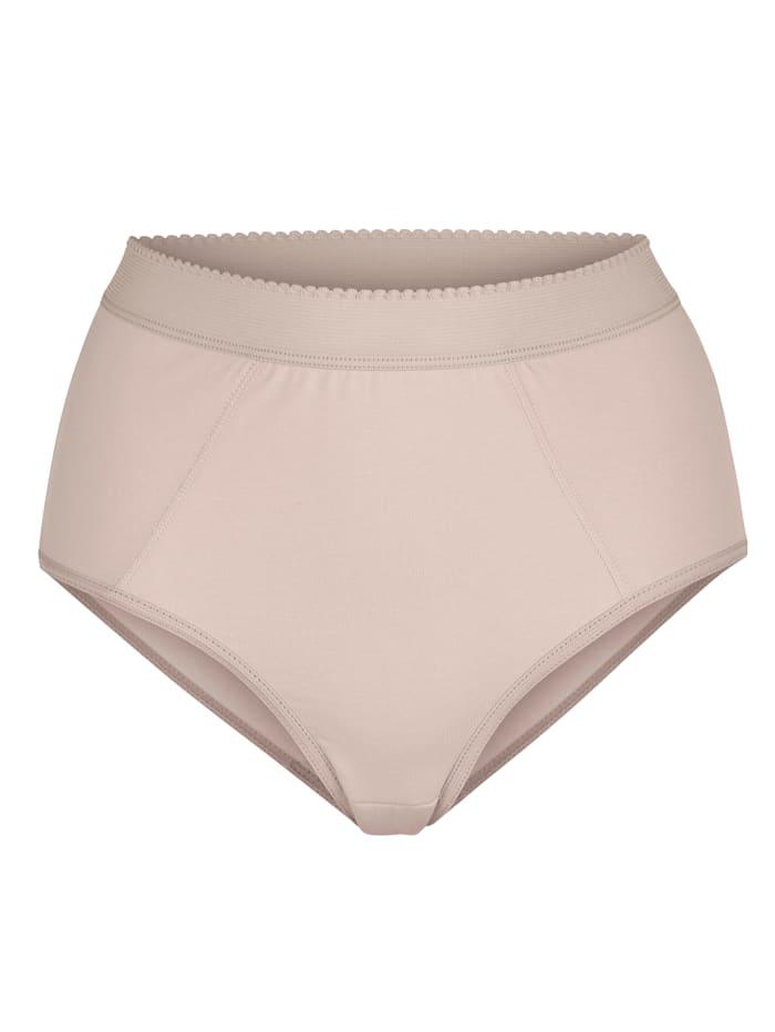 Culottes par lot de 4 à effet ventre plat