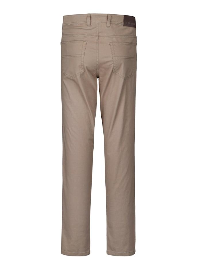 Pantalon en matière agréable à porter